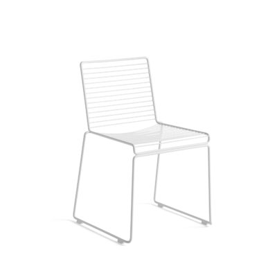 HEE Dining Chair, White 2 pcs
