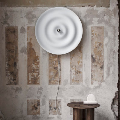 ALMA Wall Lamp, White