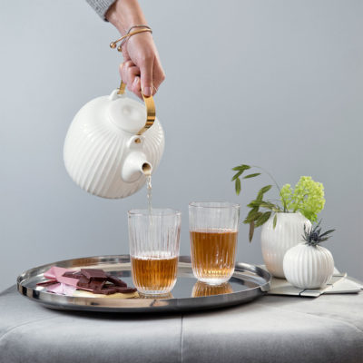 HAMMERSHOI Teapot White