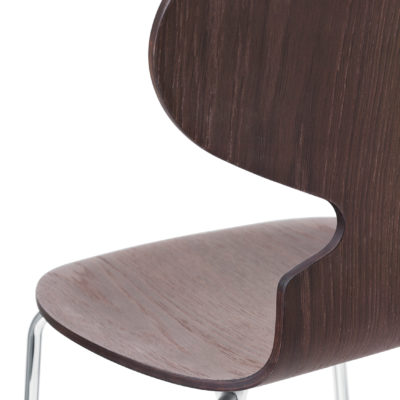 ANT™ 3101 Chair, Clear Lacquer