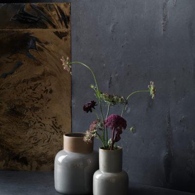 EARTHENWARE, Jar Vase