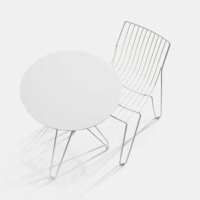 TIO Chair, Ivory
