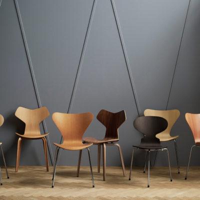ANT™ 3100 Chair, Coloured Ash