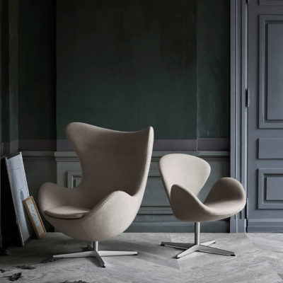 EGG™ 3316 Lounge Chair, Fabric