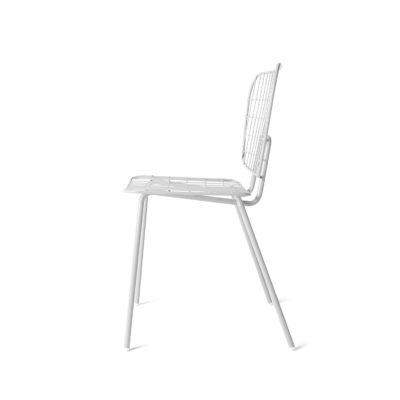 WM STRING Chair, White