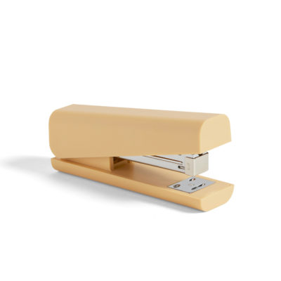 ANYTHING Stapler, Warm Yellow