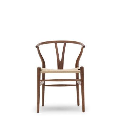CH24 WISHBONE Chair, Walnut – nature