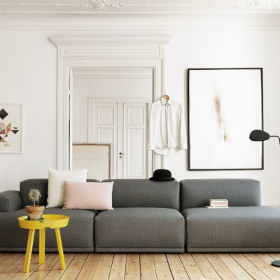 CONNECT Sofa, 3-Seater, Open