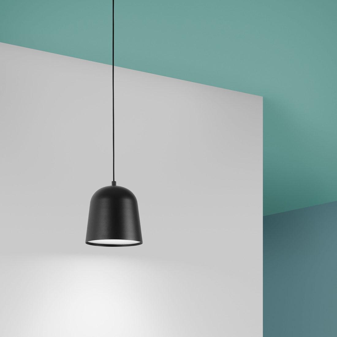 CONVEX Pendant Lamp, Black