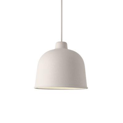 GRAIN Pendant Lamp, White