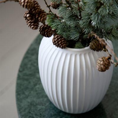 HAMMERSHOI Vase H250 WHITE