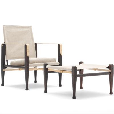 SAFARI Chair, Smoked Ash