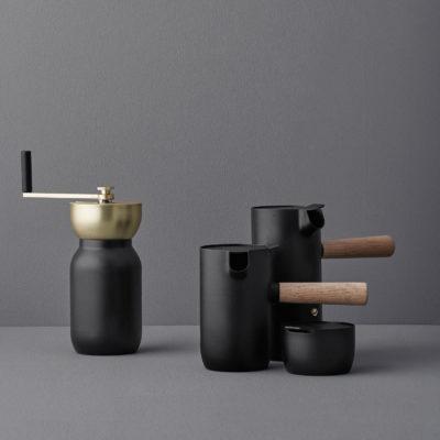 COLLAR Espresso Brewer, Black