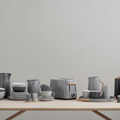 EMMA Tea Vacuum Jug, Grey
