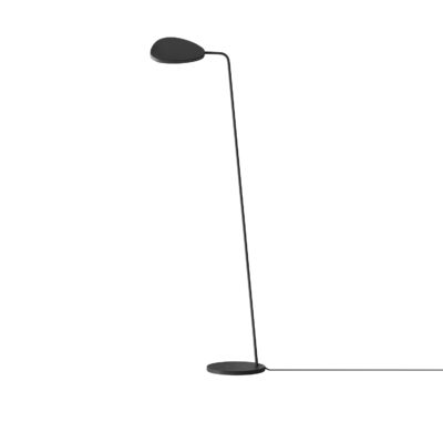 LEAF Floor Lamp, Black