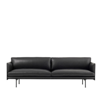 OUTLINE Sofa, 3-Seater