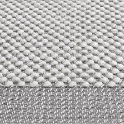 PEBBLE Rug, Light Grey
