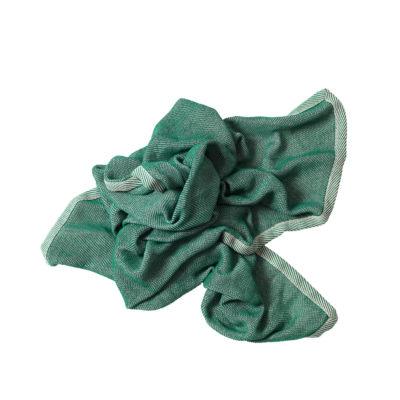 RIPPLE Throw, Green