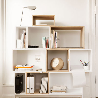 LEAF Table Lamp, White
