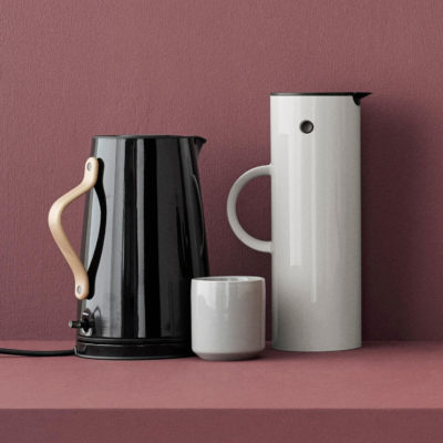 EMMA Electric Kettle, Black