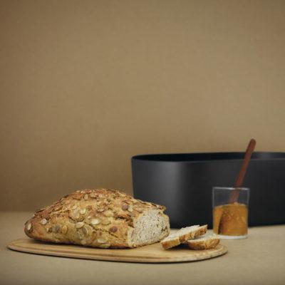 BOX IT Bread Box, Black
