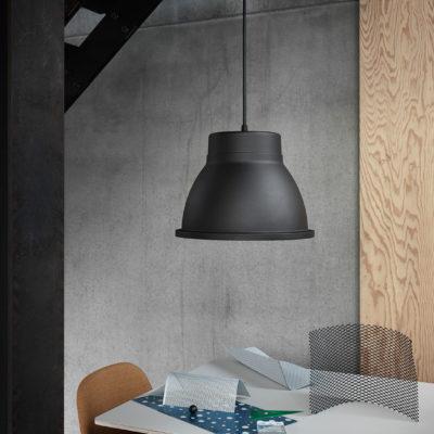 STUDIO Pendant Lamp, White