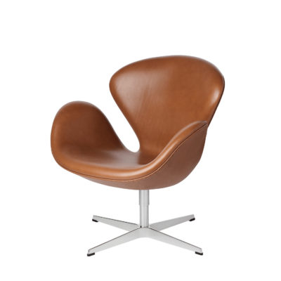 SWAN™ 3320 Easy Chair, Leather