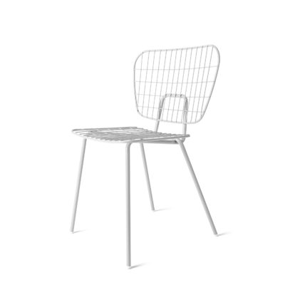 WM STRING Chair, White