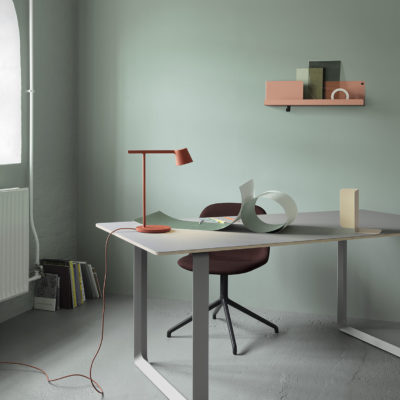 FOLDED Shelf Small, Olive