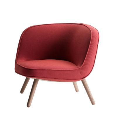 VIA57™ BI01 Lounge Chair, Fabric