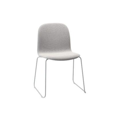 VISU Chair, Sled Base
