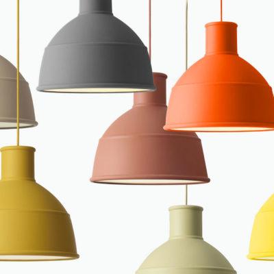 UNFOLD Pendant Lamp, Green Beige