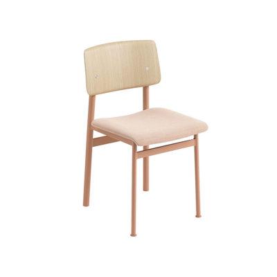 LOFT Chair, Fabric Seat, 4pcs