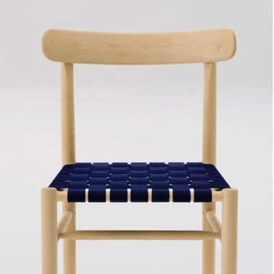Lightwood Chair, Webbing seat