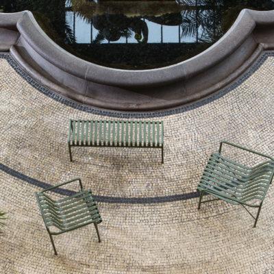 PALISSADE Lounge Chair, High