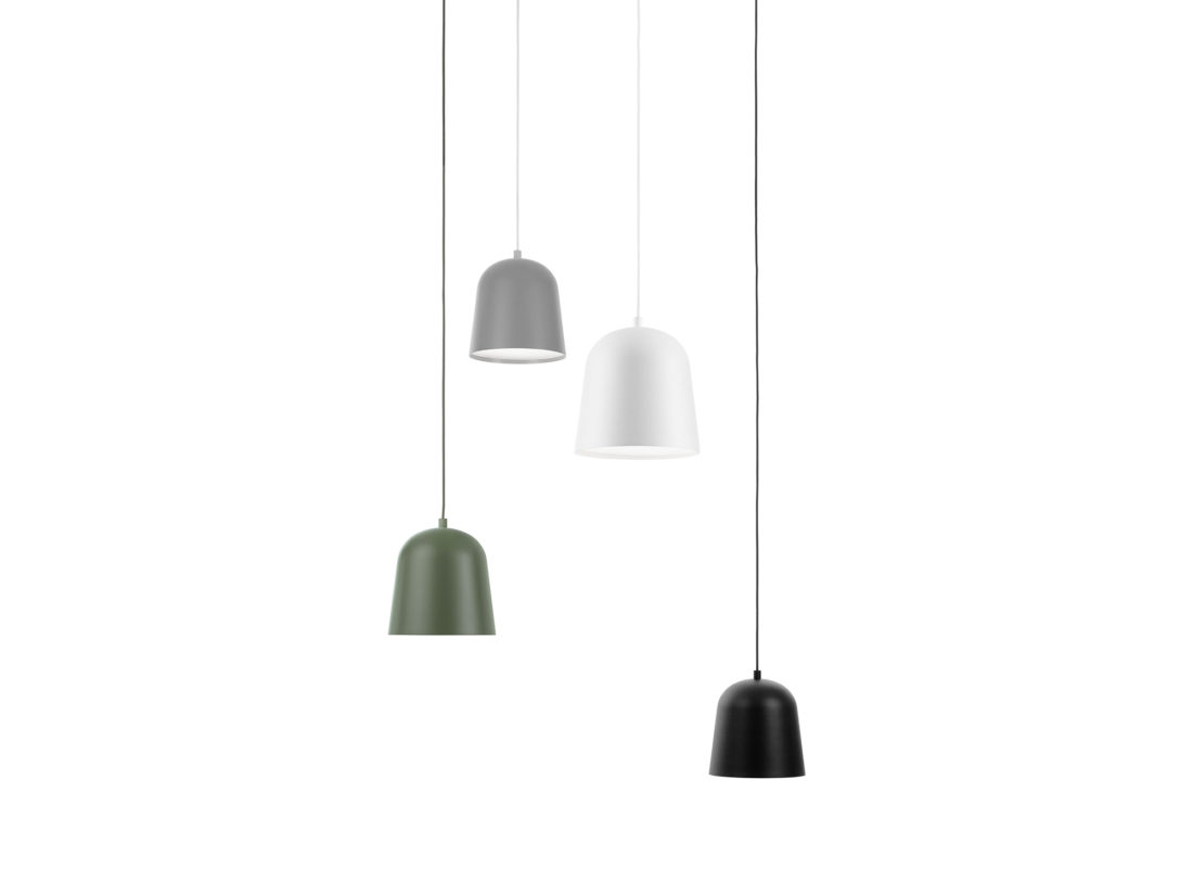 CONVEX Pendant Lamp, White