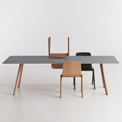 COPENHAGUE Table CPH30, 200x90cm