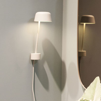 LEAN Lamp, White