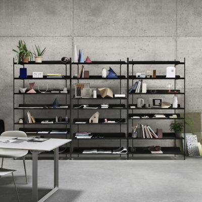 COMPILE Shelving System – Configuration 6