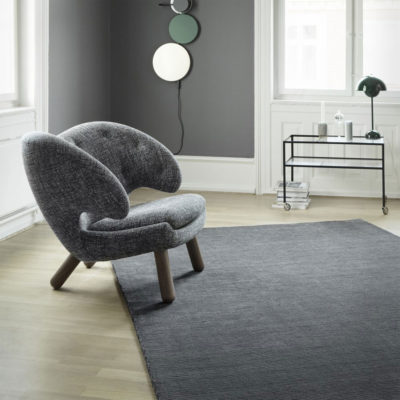 RAW Rug 02, Dark Grey