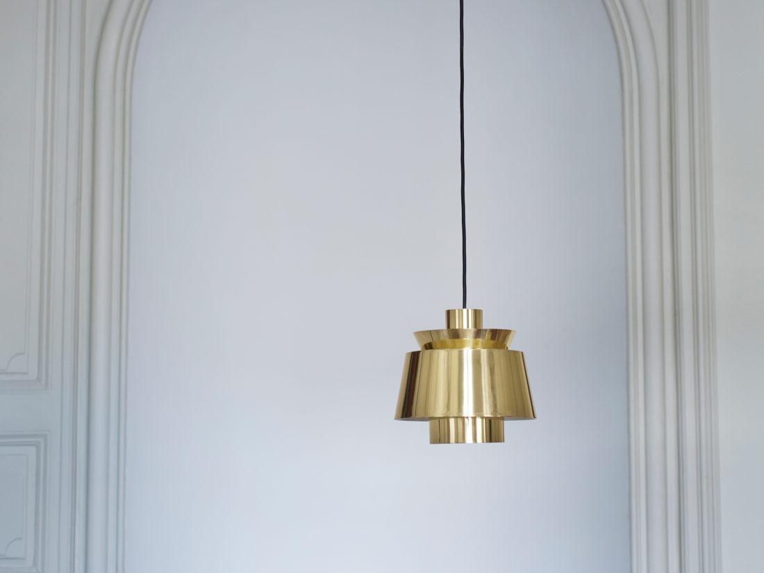 UTZON Pendant Light, Brass