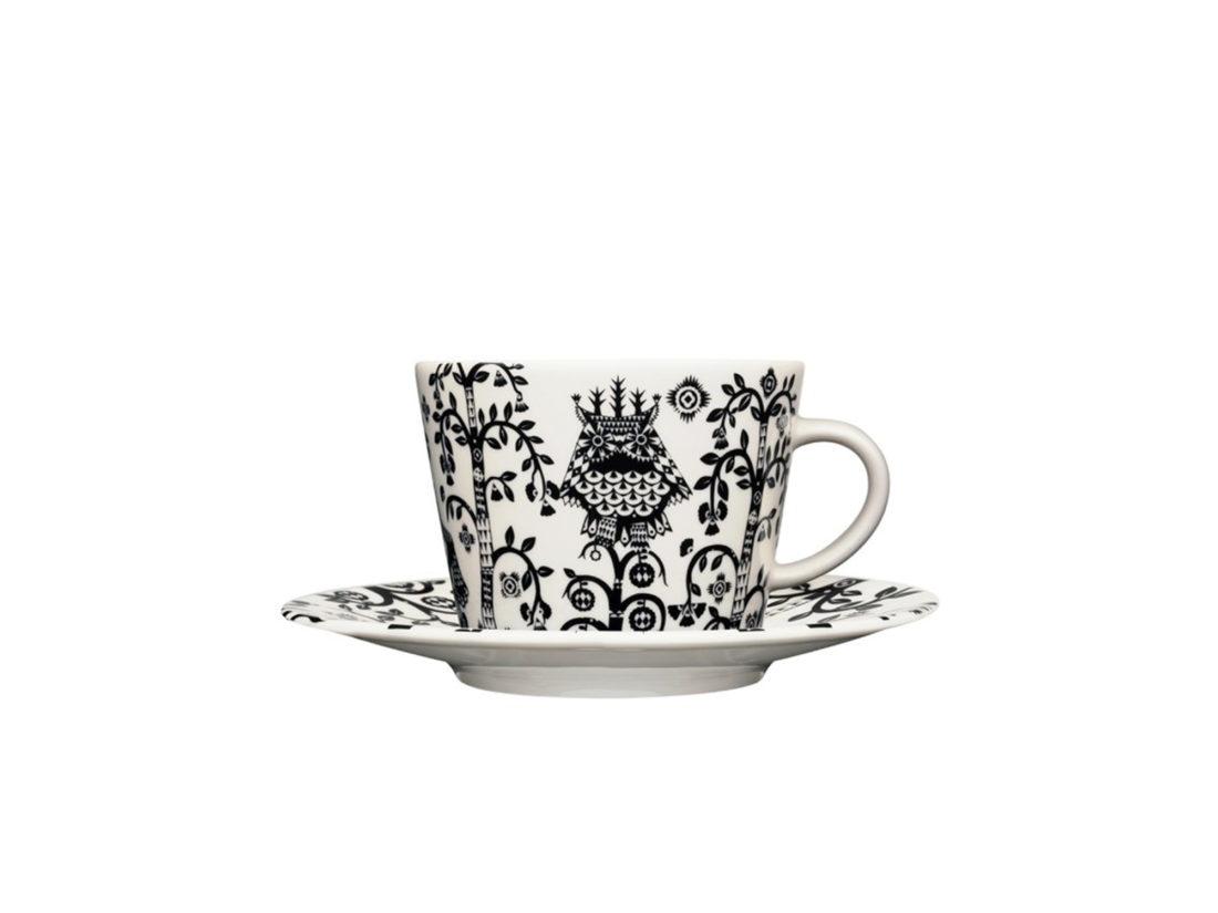 TAIKA Cappuccino Cup, Black