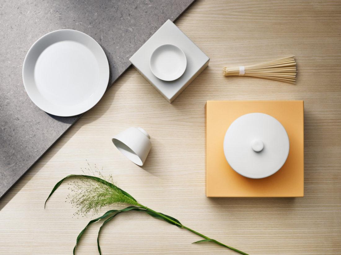 TEEMA TIIMMI Rice Bowl, White