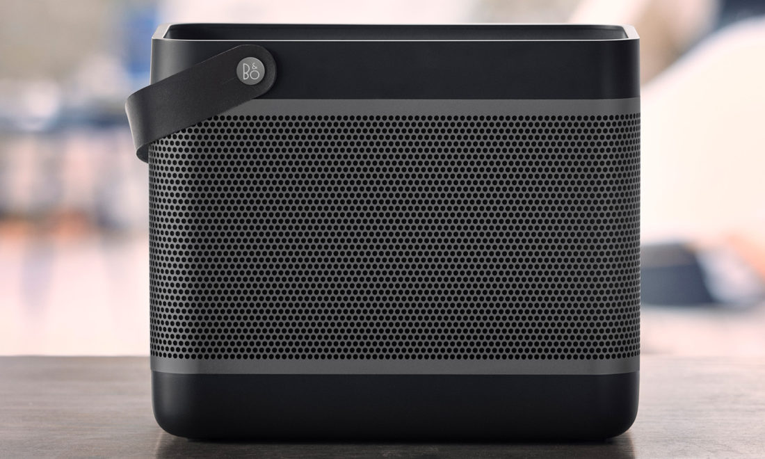 BEOLIT 17 Speaker, Black