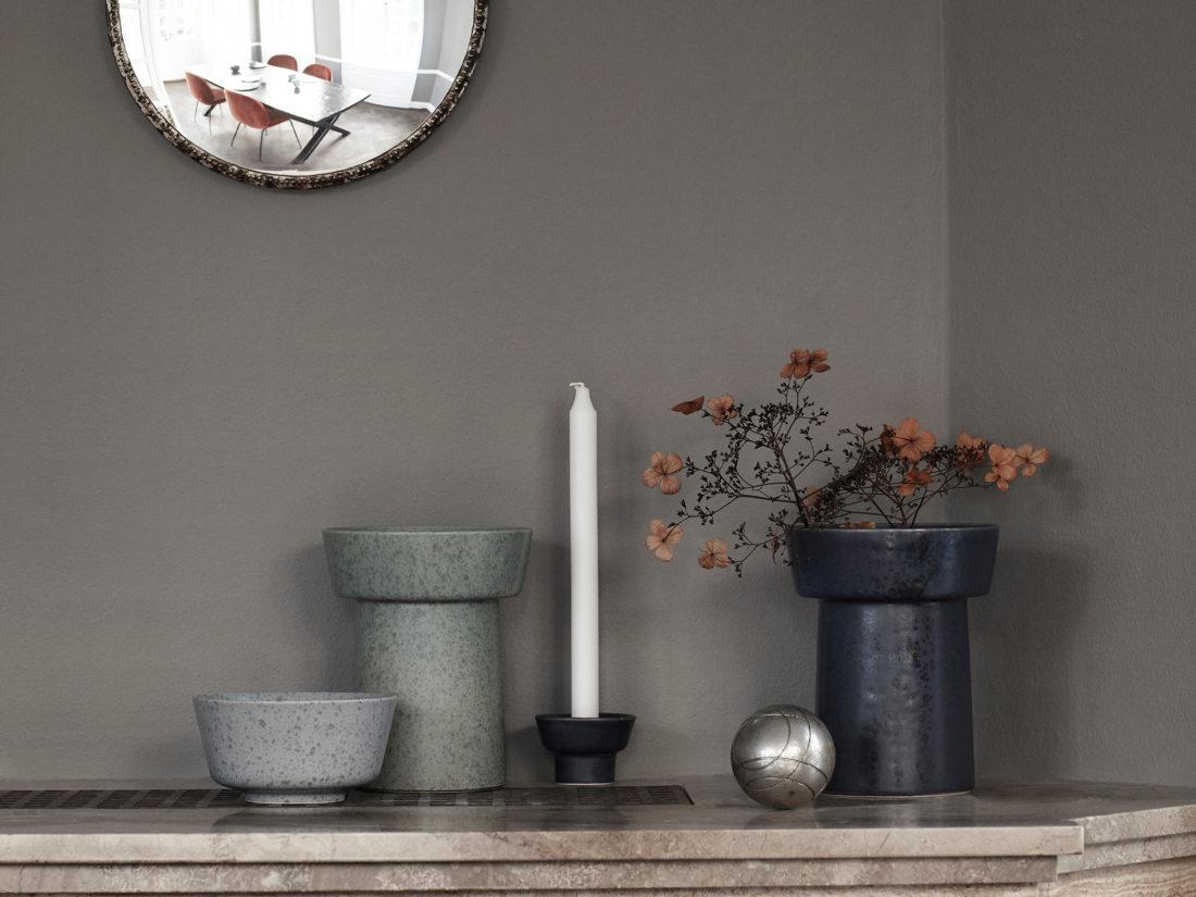OMBRIA Bowl Slate Grey