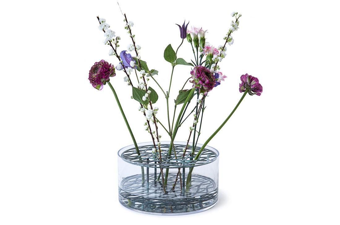 ANG Vase Large, Black