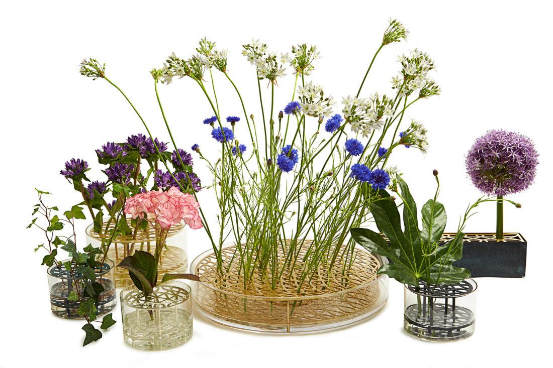 ANG Vase Small, Black