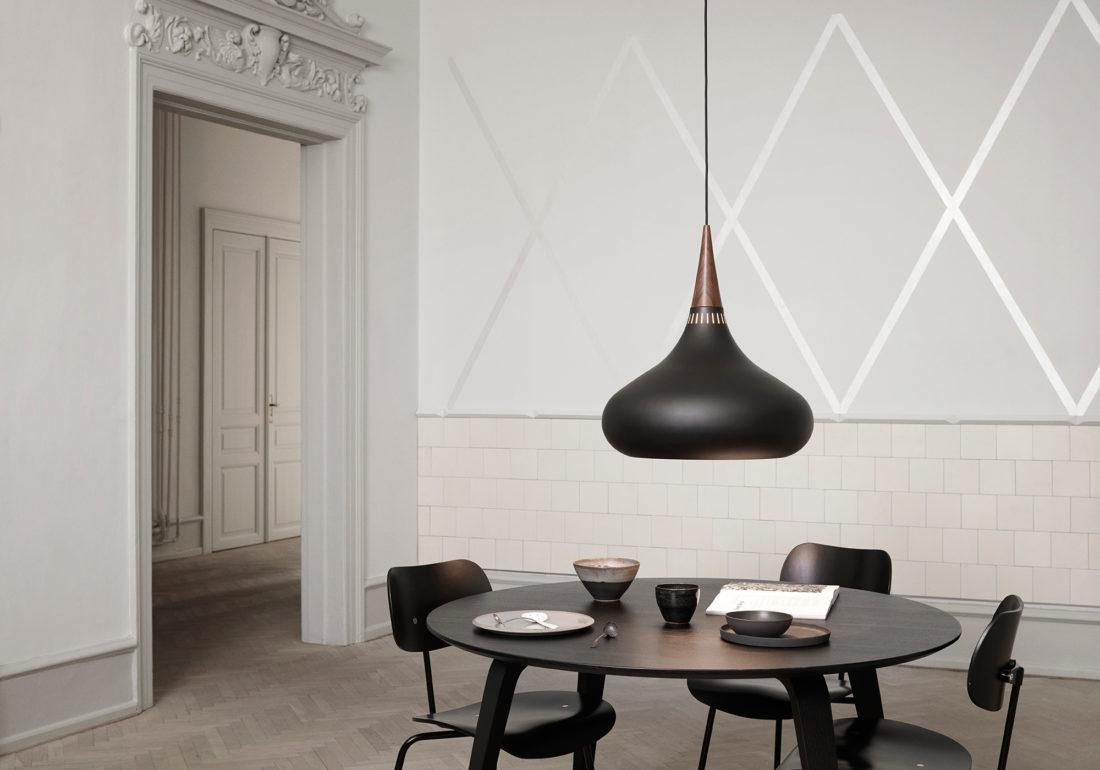 ORIENT Pendant Lamp P3, Black