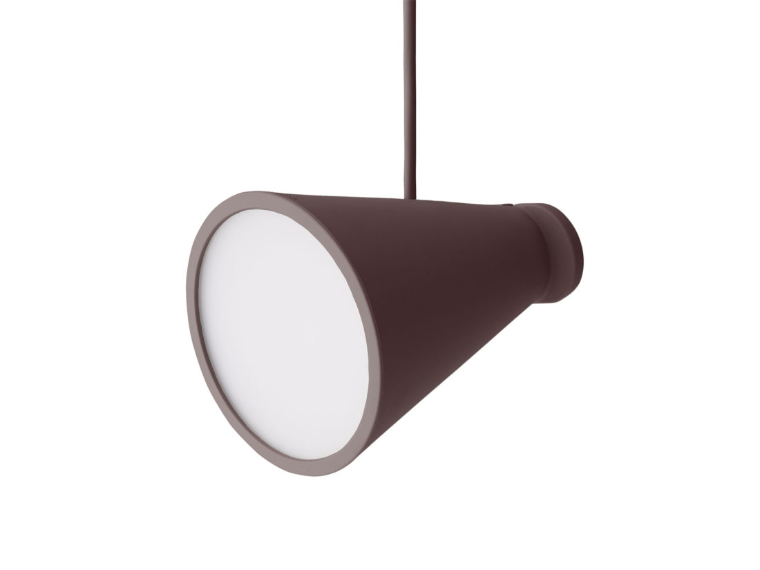 BOLLARD Lamp, Purple