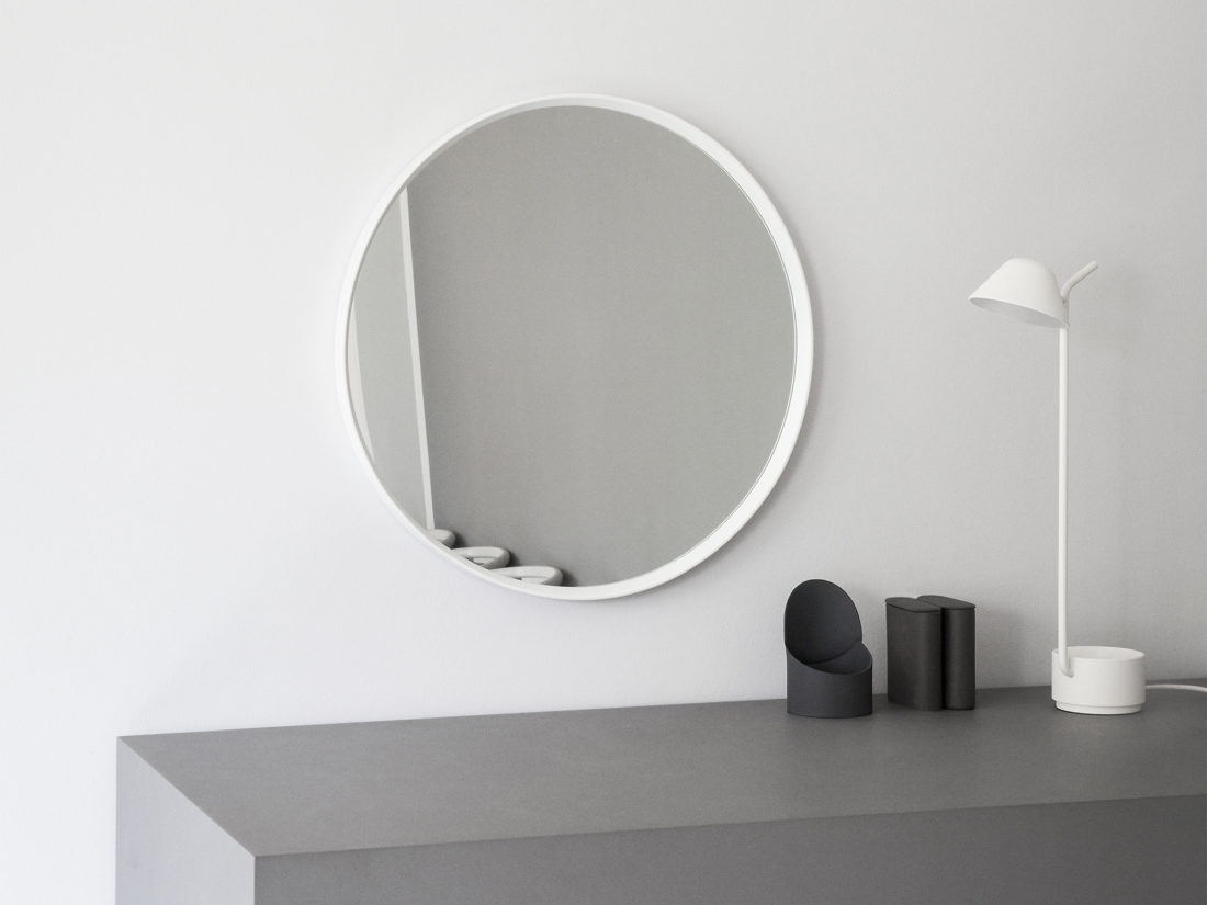 PEEK Table Lamp, White